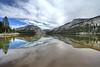 Vivid reflection in Lake