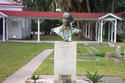 Robert Smalls.  There is a wonderful story behind him.  Read about it in Wiki:  http://en.wikipedia.org/wiki/Robert_Smalls