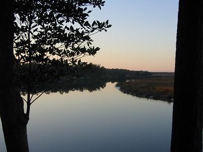 ashley river at middleton