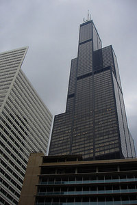The Sears Tower - Chicago, IL ... September 22, 2006 ... Photo by Rob Page III