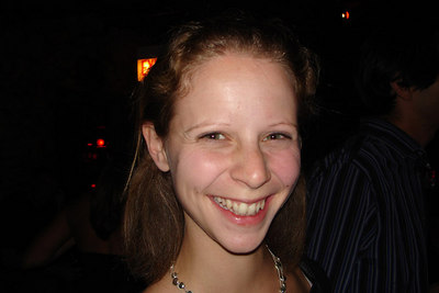 Emily hanging out in the bar - Chicago, IL ... September 23, 2006 ... Photo by Rob Page III