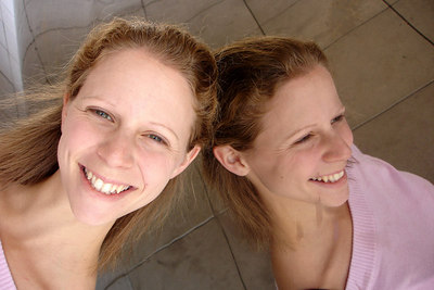 Emily sprouted a twin - Chicago, IL ... September 24, 2006 ... Photo by Rob Page III