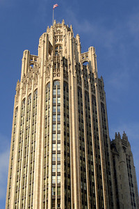 The Times Tribune Building - Chicago, IL ... July 28, 2007 ... Photo by Rob Page III