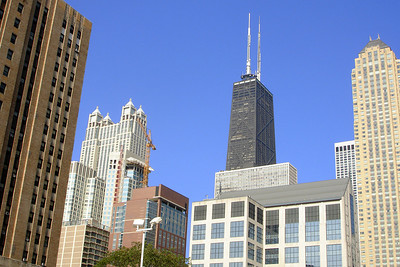 The Hancock Building - Chicago, IL ... July 27, 2007 ... Photo by Rob Page III