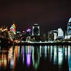 Cincinnati Skyline from Kentucky