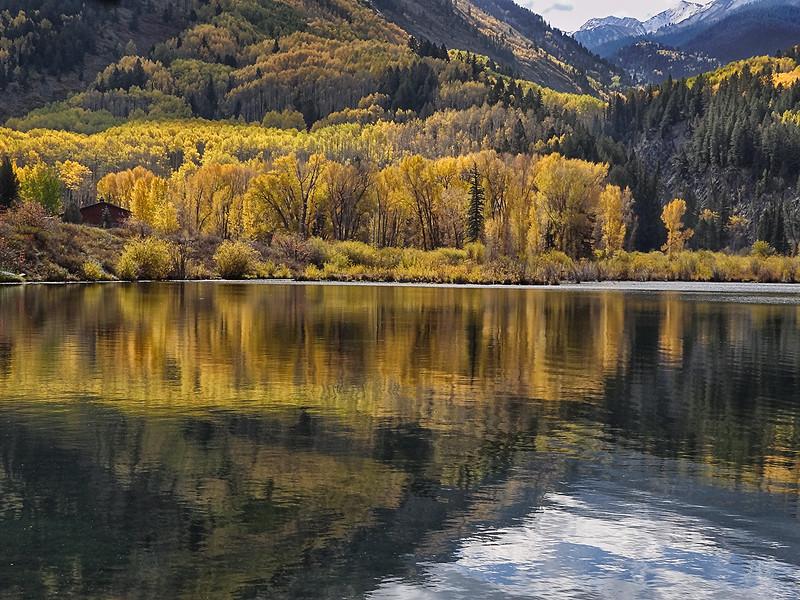 Lake and Aspen