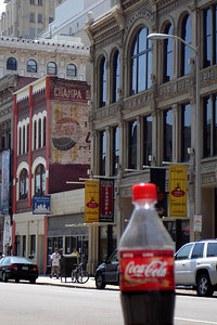 Is it Coke or Pepsi? - Denver, CO ... July 13, 2006 ... Photo by Rob Page III