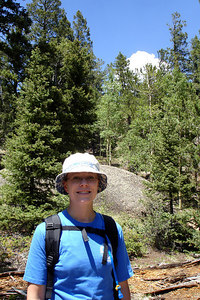 Jen - San Isabel National Forest, CO ... July 14, 2006 ... Photo by Rob Page III