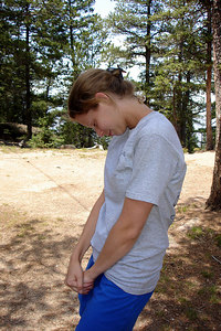 Emily - San Isabel National Forest, CO ... July 14, 2006 ... Photo by Rob Page III