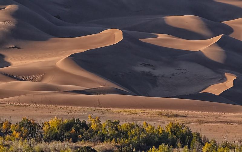 Great Sand Dunes National Park - Colorado