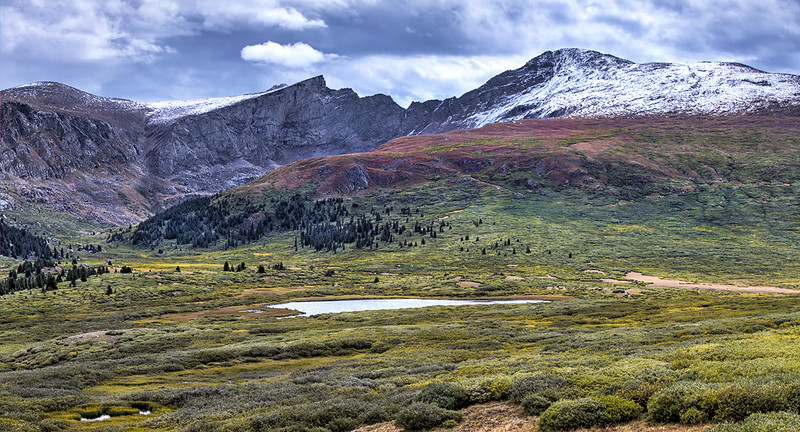 Guanella Pass - Georgetown, CO