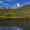 Lily Lake - Mount Meeker - Longs Peak - Estes Cone