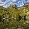 Bear Lake - Hallett Peak