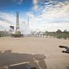 Wright Brothers Statue Deeds Park Dayton Ohio