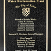 Howard H. Seymour Water Reclamation Plant  dedication. Lewes, Delaware.