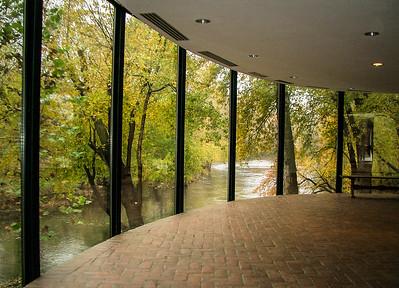 Hagley Museum Overlooking Brandywine River, Delaware