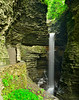 Watkin's Glen upper falls 11x14