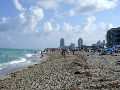 South Beach - Miami Beach, FL ... September 18, 2005 ... Photo by Rob Page III