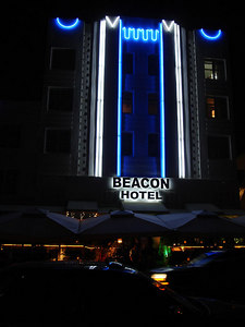 The Beacon Hotel - Miami Beach, FL ... September 18, 2005 ... Photo by Rob Page III
