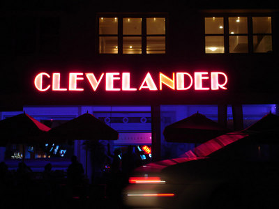The Clevelander - Miami Beach, FL ... September 18, 2005 ... Photo by Rob Page III