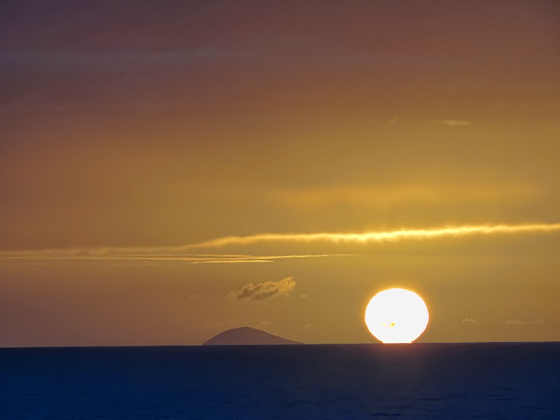 Lehua Sunset