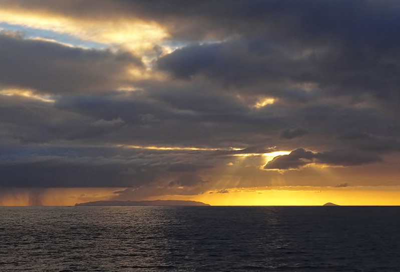 Puuwai Sunset