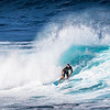 Surfer - Ho'okipa Beach, Paia, HI