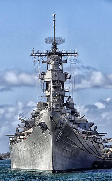 U.S.S Missouri - Pearl Harbor