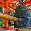 Byodo-In Temple - Bon-sho (Sacred Bell).