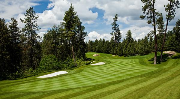 Coeur D' Alene Resort Golf