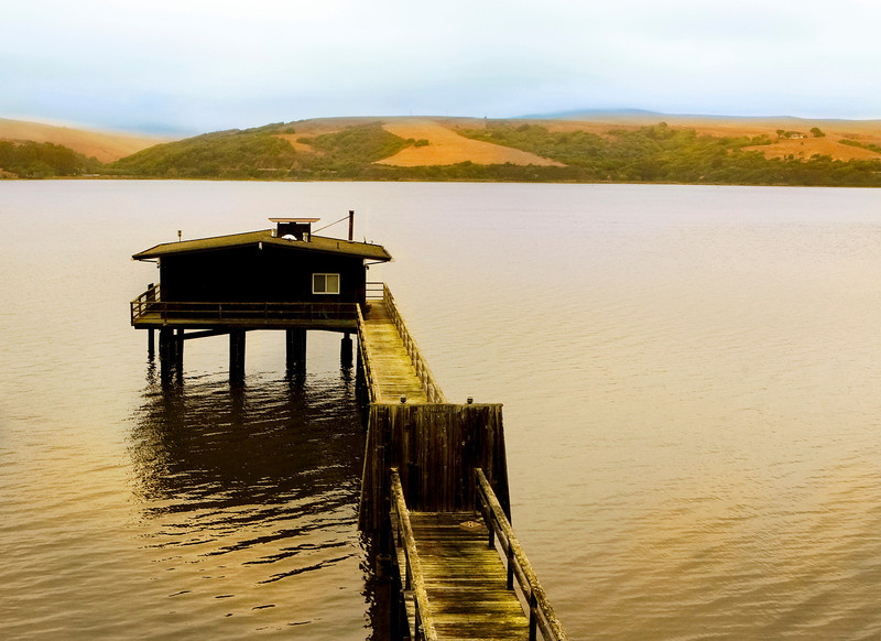 Cottage, Tomales Bay, Inverness, CA