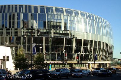 The Sprint Center - Kansas City, MO ... October 16, 2008 ... Photo by Rob Page III