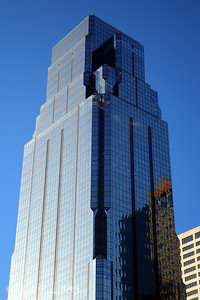 One Kansas City Place.  This is the tallest building in Missouri at 632 ft - Kansas City, MO ... October 16, 2008 ... Photo by Rob Page III