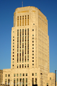 The Jackson County Courthouse - Kansas City, MO ... October 16, 2008 ... Photo by Rob Page III
