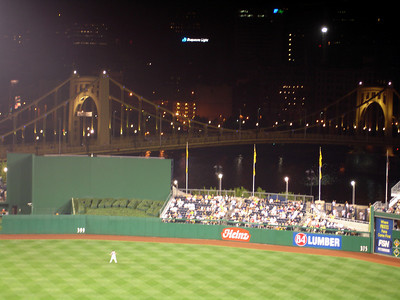 PNC Park - Pittsburgh, PA ... June 11, 2005 ... Photo by Rob Page III