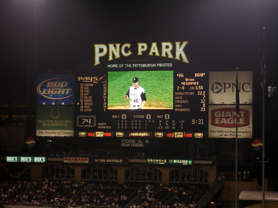 Devil Rays vs. Pirates - Pittsburgh, PA ... June 11, 2005 ... Photo by Rob Page III