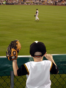 Take me out to the ballpark - Pittsburgh, PA ... June 11, 2005 ... Photo by Heather Page