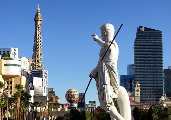 Julius Ceasar at Las Vegas