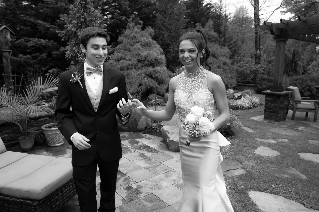 2016 Shawnee Prom Photos with Lexie Palladino, Jake Fleisher and friends.