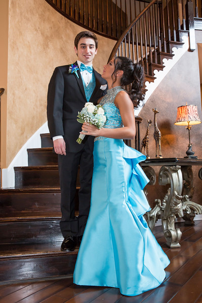 2016 Shawnee Prom Photos with Lexie Palladino, Jake Fleisher and friends.