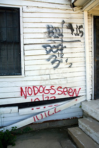 New Orleans - Lower 9th - 1 year after Katrina...