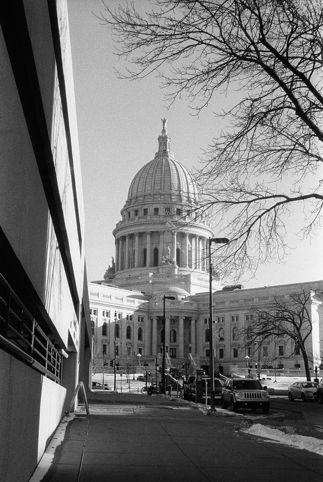 Madison, WI, November 2013, iiif Summar Tri-X 400