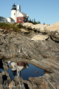 Pemaquid Lighthouse - Pemaquid, ME ... September 6, 2009 ... Photo by Rob Page III