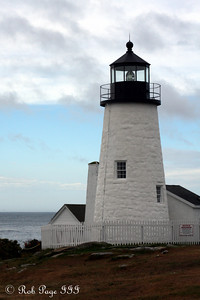 Pemaquid Point Lighthouse - Pemaquid, ME ... September 4, 2010 ... Photo by Rob Page III