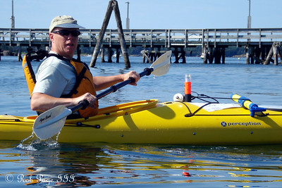 Out for a Saturday paddle - Pemaquid, ME ... September 5, 2009 ... Photo by Rob Page III