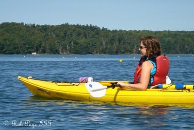 What a beautiful day - Pemaquid, ME ... September 5, 2009 ... Photo by Rob Page III