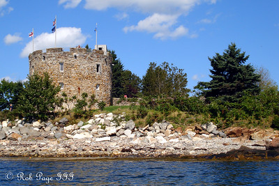 Fort William Henry - Pemaquid, ME ... September 5, 2009 ... Photo by Rob Page III