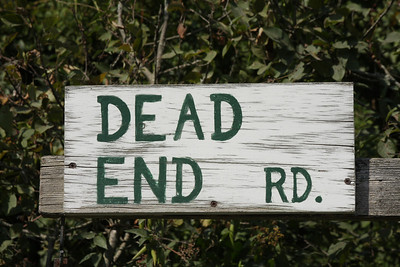 Dead End Rd. - Pemaquid, ME ... August 31, 2008 ... Photo by Rob Page III