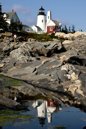 Pemaquid Point - Labor Day 2008