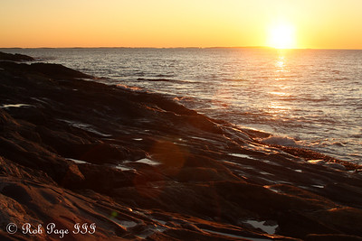 Good Morning - Pemaquid, ME ... September 6, 2009 ... Photo by Rob Page III